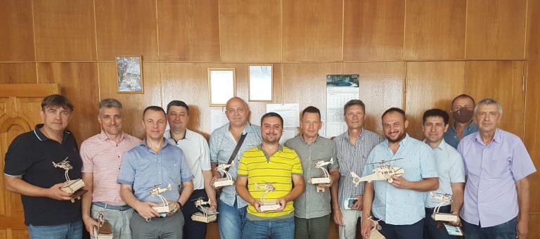 """Учасники кластеру «ІАМ» заручилися підтримкою запорізького підприємства """"Співдружність"""""""