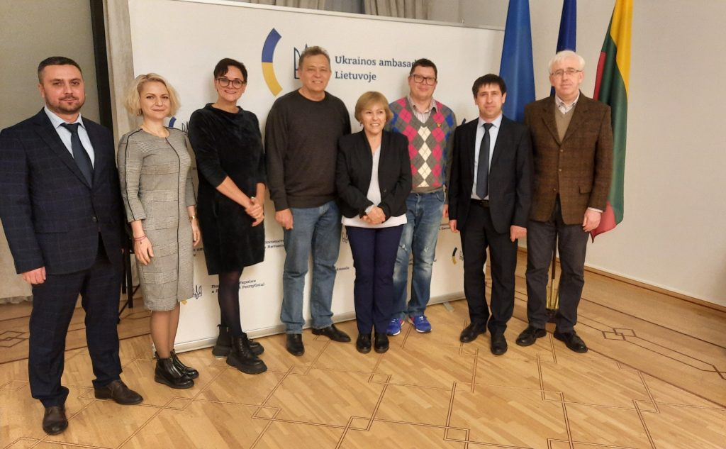 Запорізька ТПП і кластер ІАМ: діловий візит до Литви