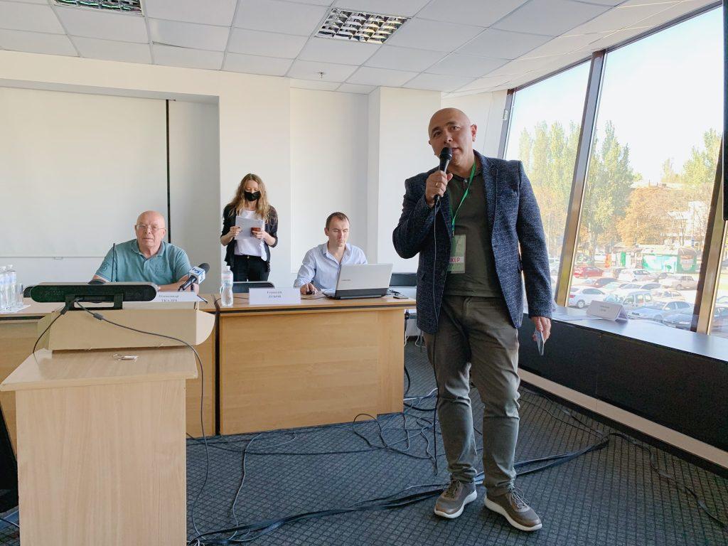 """Екотехнологічна компанія """"Гранік"""" на """"ЕкоФорумі-2021"""""""