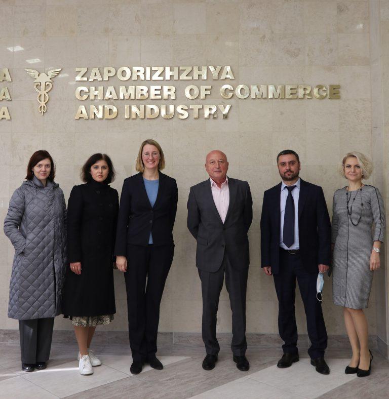 Зустріч із торговим радником Посольства Австрії в Україні